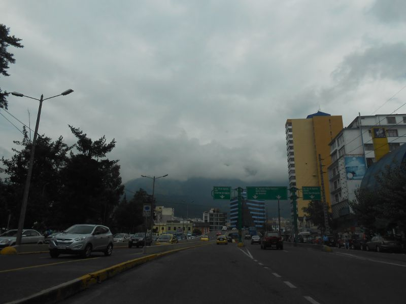 Quito Street View