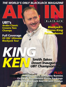 King Ken Magazine Cover